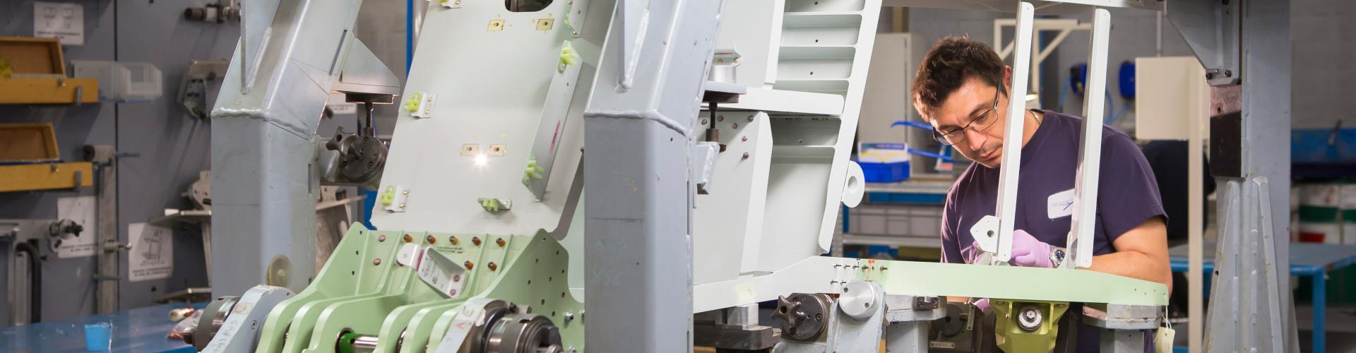 Figeac Aero le partenaire des grands industriels de l'aéronautique