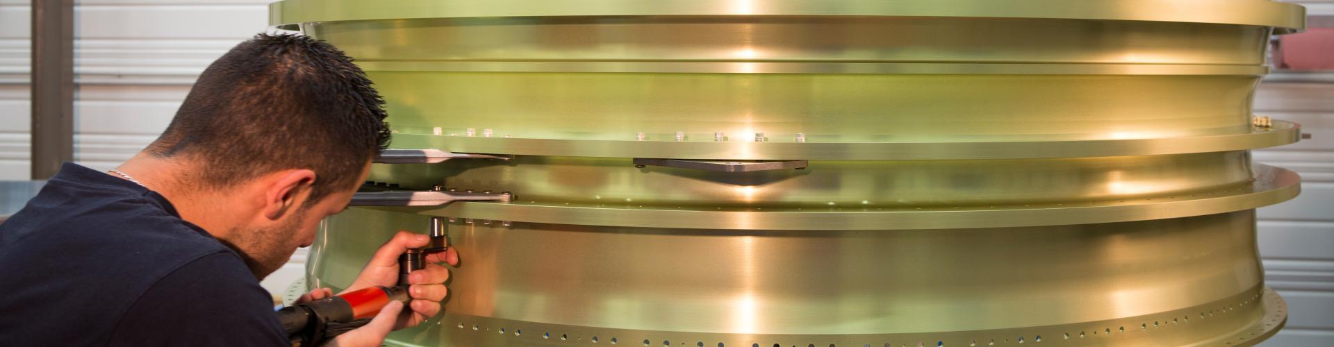 L'excellence industrielle pour les pièces élémentaires et les sous-ensembles