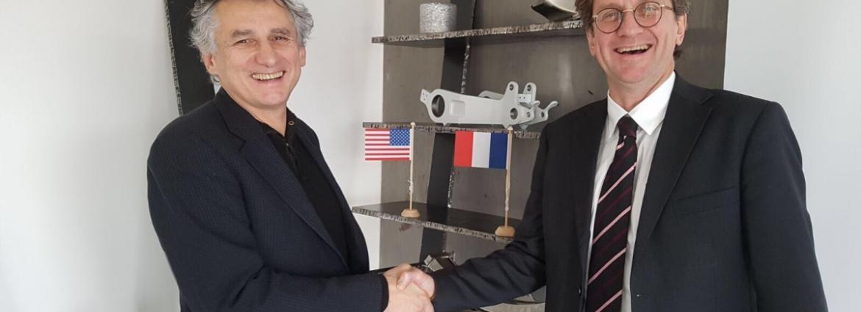Boeing France à Figeac
