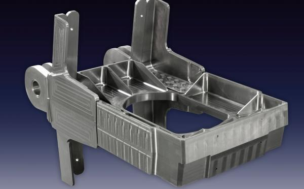 A350 titanium aerofoil fastener
