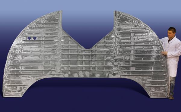 A380 fuselage frame