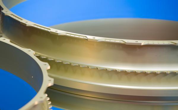 CFM56 engine casing